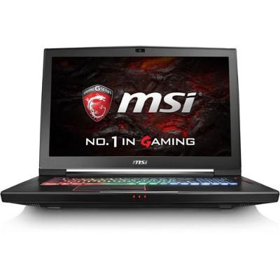 MSI GT73VR TITAN SLI-058 GT73VR Titan SLI-058 Intel Core i7-6820HK Quad-Core 2.70GHz Gaming Notebook - 64GB RAM 512GB SSD + 1TB HDD 17.3 FHD WVA Gigabit Ethe