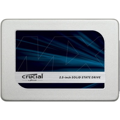 Crucial CT2050MX300SSD1 MX300 2TB Solid State Drive - Encrypted  2TB  Internal 2.5 SATA 6Gb/s  256-bit AES  TCG Opal Encryption 2.0