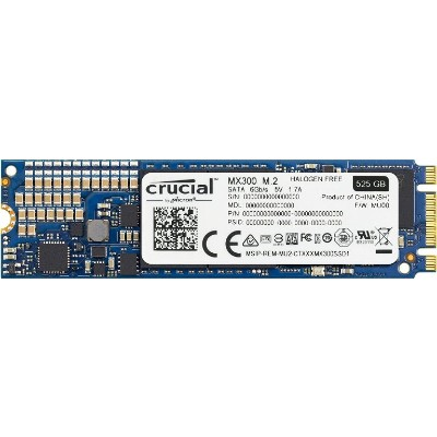 Crucial CT525MX300SSD4 MX300 525GB M.2 (2280) Internal Solid State Drive