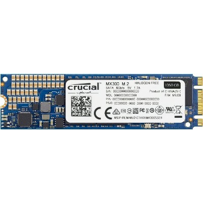 Crucial CT1050MX300SSD4 MX300 1TB M.2 (2280) Internal Solid State Drive