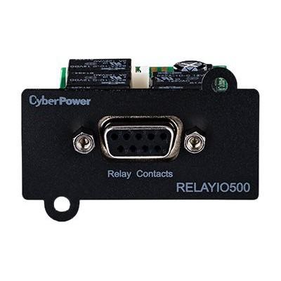 Cyberpower RELAYIO500 RELAYIO500 - UPS relay board - for Smart App Online OL1000RTXL2U  OL1500RTXL2U  OL1500RTXL2UN  OL2200RTXL2U  OL3000RTXL2UHV