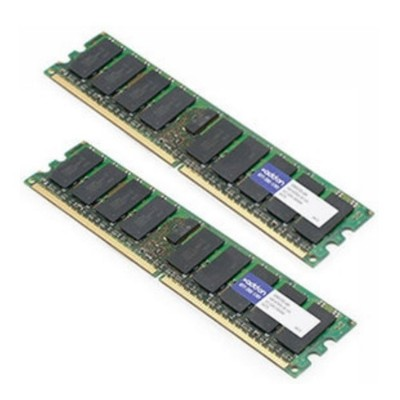 AddOn Computer Products 397415-S21-AM HP 397415-S21 Compatible Factory Original 8GB (2x4GB) DDR2-667MHz Fully Buffered ECC Dual Rank 1.8V 240-pin CL5 FBDIMM
