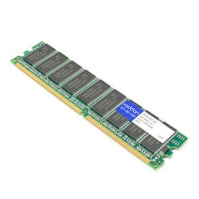 AddOn Computer Products 128280-B21-AA HP 128280-B21 Compatible Factory Original 1GB PC-133MHz Registered ECC Dual Rank 3.3V 168-pin CL3 RDIMM