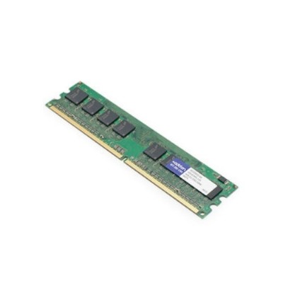 AddOn Computer Products A1229322-AA Dell A1229322 Compatible 2GB DDR2-667MHz Unbuffered Dual Rank 1.8V 240-pin CL5 UDIMM