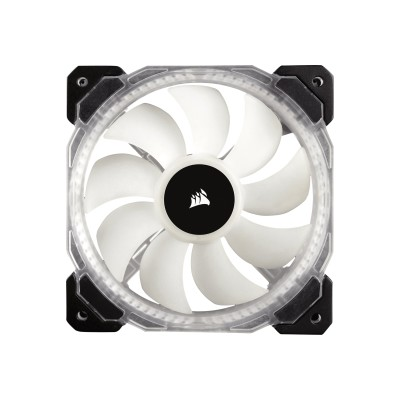 Corsair Memory CO-9050065-WW Air Series LED HD120 RGB High Performance - Case fan - 120 mm - white  blue  yellow  red  green  orange  violet