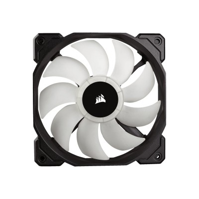Corsair Memory CO-9050061-WW Air Series LED SP120 RGB High Performance - Case fan - 120 mm - white  blue  yellow  red  green  orange  violet (pack of 3)