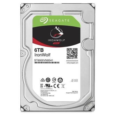 Click here for Seagate ST6000VN0041 IronWolf 6TB Internal Hard dr... prices