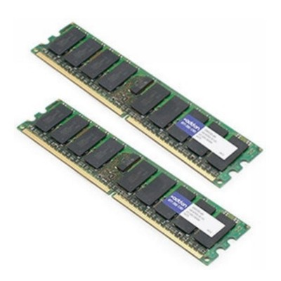 AddOn Computer Products A2257185-AM Dell A2257185 Compatible Factory Original 8GB (2x4GB) DDR2-667MHz Fully Buffered ECC Dual Rank 1.8V 240-pin CL5 FBDIMM