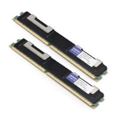 AddOn Computer Products A2257192-AM Dell A2257192 Compatible Factory Original 8GB (2x4GB) DDR2-667MHz Registered ECC Dual Rank 1.8V 240-pin CL5 RDIMM