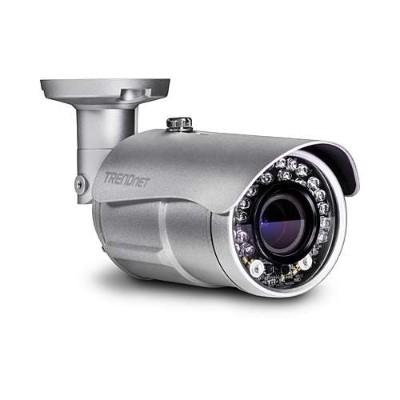 TRENDnet TV-IP344PI TV IP344PI - Network surveillance camera - outdoor - weatherproof - color (Day&Night) - 4 MP - 2688 x 1520 - motorized - audio - LAN 10/100