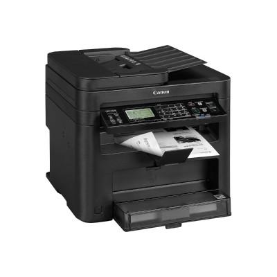 Canon 1418C021 ImageCLASS MF244dw - Multifunction printer - B/W - laser - Legal (media) - up to 28 ppm (printing) - 250 sheets - USB 2.0  LAN  Wi-Fi(n)