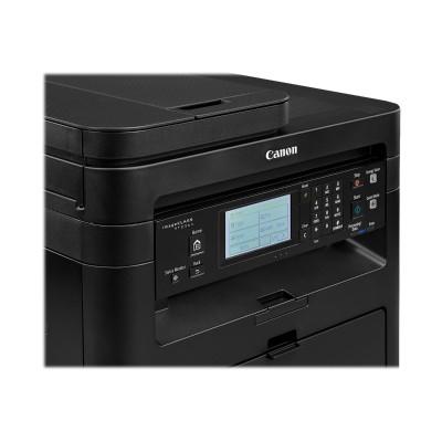 Canon 1418C036 ImageCLASS MF236n - Multifunction printer - B/W - laser - Legal (media) - up to 24 ppm (printing) - 250 sheets - USB 2.0  LAN