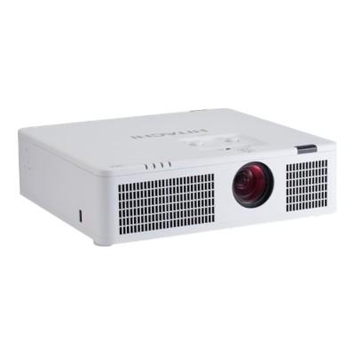 Hitachi LP-WU3500 LP-WU3500 - DLP projector - 3500 lumens - WUXGA (1920 x 1200) - 16:10 - HD 1080p - zoom lens