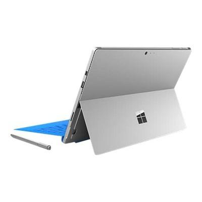 Microsoft CWX-00001 Surface Pro 4 - Education Bundle - tablet - no keyboard - Core m3 6Y30 / 900 MHz - Win 10 Pro 64-bit - 4 GB RAM - 128 GB SSD - 12.3 touchscr