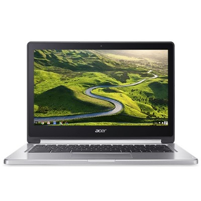 Acer NX.GL4AA.002 Chromebook R 13 CB5-312T-K0YQ - Flip design - MT8173 2.1 GHz - Chrome OS - 4 GB RAM - 64 GB eMMC - 13.3 IPS touchscreen 1920 x 1080 (Full HD)