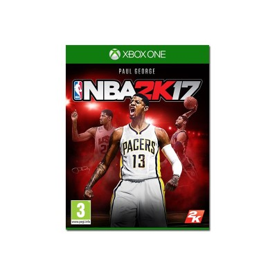 Take 2 Interactive 49772 NBA 2K17 - Xbox One