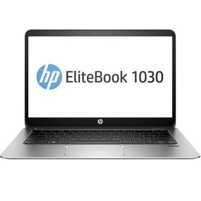 HP Inc. Z1Z99UT#ABA Smart Buy EliteBook 1030 G1 Intel Core m7-6Y75 Dual-Core 1.20GHz Notebook PC - 16GB RAM  256GB SSD  13.3 LED FHD UWVA  Gigabit Ethernet  802