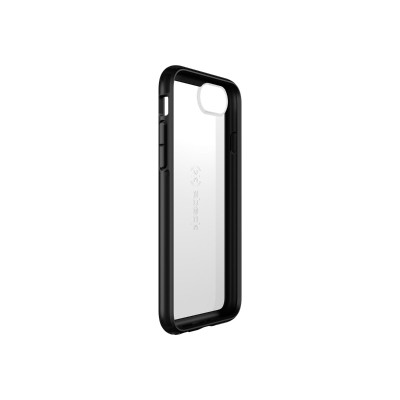 Speck Products 80267-5906 GemShell iPhone 7 Plus - Protective case for cell phone - thermoplastic polyurethane - clear  ash gray - for Apple iPhone 7 Plus
