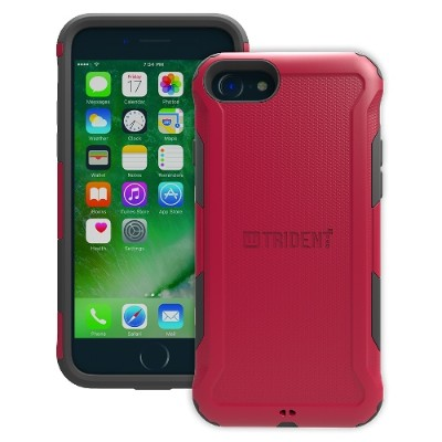 Trident Case AG-APIPH7-RD000 Aegis Red Case for Apple iPhone 7