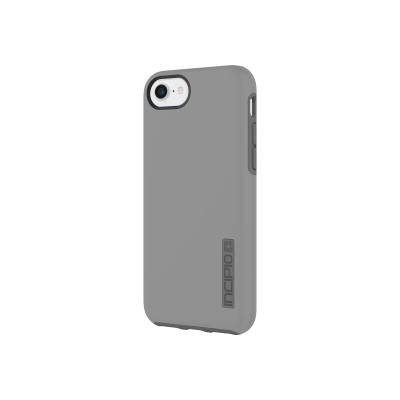 Incipio IPH-1465-GCH DualPro The Original Dual Layer Protective Case for iPhone 7 - Gray/Charcoal