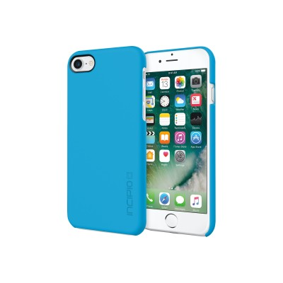 Incipio IPH-1467-CYN feather Ultra Light Snap-On Case for iPhone 7 - Cyan