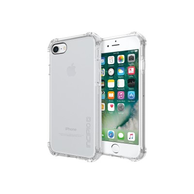 Incipio IPH-1470-CLR Reprieve [SPORT] Protective Case with Reinforced Corners for iPhone 7 - Clear/Clear
