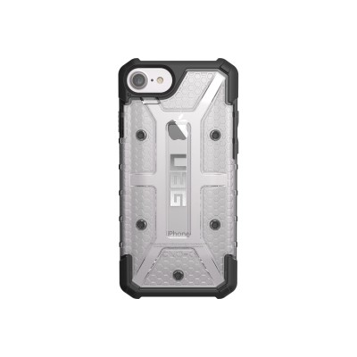 Urban Armor Gear IPH7/6S-L-IC iPhone 7/6S (4.7 Screen) Plasma Case-Ice/Black-Visual Packaging