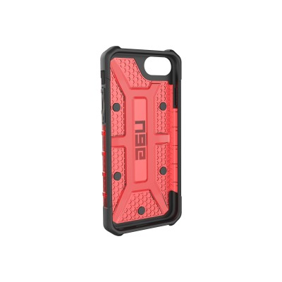 Urban Armor Gear IPH7/6S-L-MG iPhone 7/6S (4.7 Screen) Plasma Case-Magma/Black-Visual Packaging