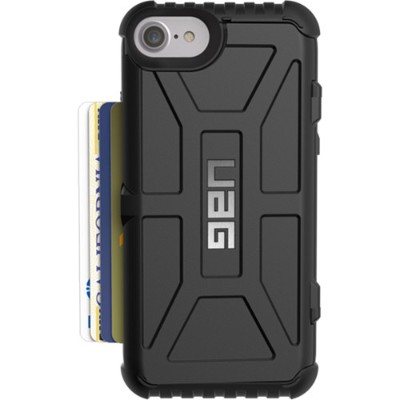 Urban Armor Gear Iph7/6s-t-bk Black Trooper Series Iphone 7 Case