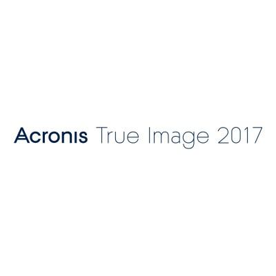 Acronis TI3ZL1LOS True Image 2017 - License - 3 computers - download - ESD - Win  Mac  Android  iOS