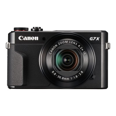 Canon 1066C001 PowerShot G7 X Mark II - Digital camera - compact - 20.1 MP - 1080p / 59.95 fps - 4.2x optical zoom - Wi-Fi  NFC