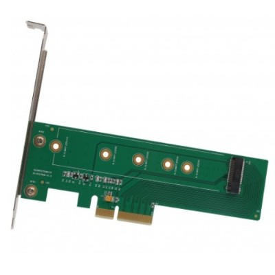 Syba Multimedia SI-PEX40110 M.2 PCI-e To PCI-e 3.0 x4 Card (M-Key or B+M key)