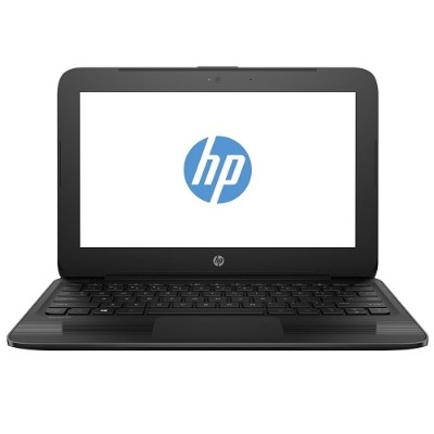 HP Inc. X9V65UT#ABA Stream Pro 11 G3 - Celeron N3060 / 1.6 GHz - Win 10 Pro 64-bit - 4 GB RAM - 64 GB eMMC - 11.6 TN 1366 x 768 (HD) - HD Graphics 400 - Wi-Fi -