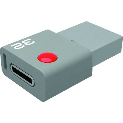 Emtec ECMMD32GT403 FLASH DRIVE 32GB USB3 OTG TYPE-C