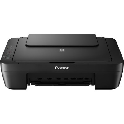Canon 0727C002 PIXMA MG2525 - Multifunction printer - color - ink-jet - 8.5 in x 11.7 in (original) - Legal (media) - up to 8 ipm (printing) - 60 sheets - USB 2