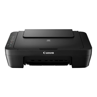 Canon 1346C002 PIXMA MG3020 - Multifunction printer - color - ink-jet - 8.5 in x 11.7 in (original) - Legal (media) - up to 8 ipm (printing) - 60 sheets - USB 2