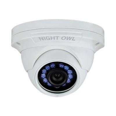 Night Owl Security Products CAM-HDA10W-DMA Night Owl CAM-HDA10W-DMA - CCTV camera - dome - outdoor - weatherproof - color (Day&Night) - 2 MP - 1920 x 1080 - 108