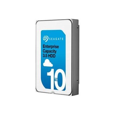 Seagate ST10000NM0236 Exos X10 ST10000NM0236 - Hard drive - encrypted - 10 TB - internal - 3.5 - SAS 12Gb/s - 7200 rpm - buffer: 256 MB - FIPS 140-2 L