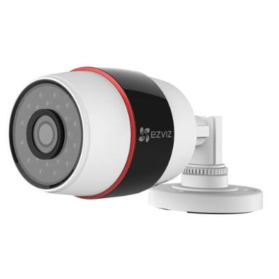 EZVIZ EZHUSKYG16 1080p Wi-Fi PoE Outdoor Husky Bullet Camera with 16GB microSD Card