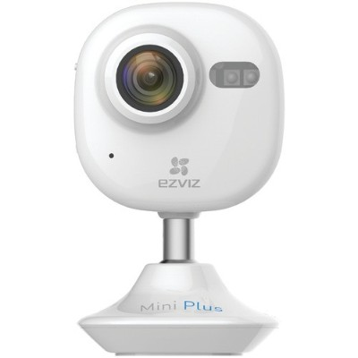 EZVIZ EZMINPLSWHG16 1080p Wi-Fi Indoor Camera with 16GB