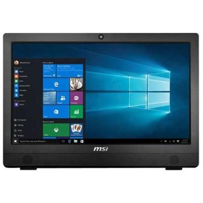 MSI PRO24T4BW013US Pro 24T 4BW 013US AIO Desktop PC - Intel Pentium N3710 Quad-Core Processor  1.6GHz  4GB DDR3  1TB HDD  Windows 10 Home  23.6 Screen  1920x108
