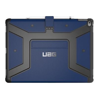 Urban Armor Gear IPDPRO12.9-E-CB iPad Pro 12.9in Metropolis Case-Cobalt/Silver Logo/Black-Visual Packaging