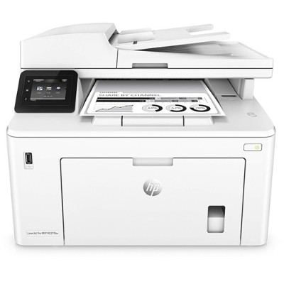 HP Inc. G3Q75A#BGJ LaserJet Pro MFP M227fdw - Multifunction printer - B/W - laser - Legal (8.5 in x 14 in) (original) - A4/Legal (media) - up to 30 ppm (copying
