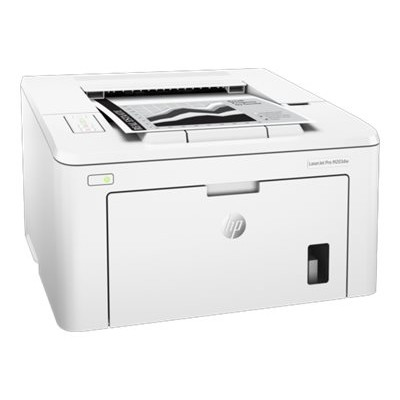HP Inc. G3Q47A#BGJ LaserJet Pro M203dw - Printer - monochrome - Duplex - laser - A4/Legal - 1200 x 1200 dpi - up to 28 ppm - capacity: 260 sheets - USB 2.0  LAN