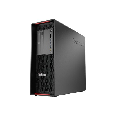 Lenovo 30B50051US ThinkStation P510 30B5 - Tower - 1 x Xeon E5-1620V4 / 3.5 GHz - RAM 16 GB - SSD 512 GB - DVD-Writer - Quadro M2000 - GigE - Win 7 Pro 64-bit (