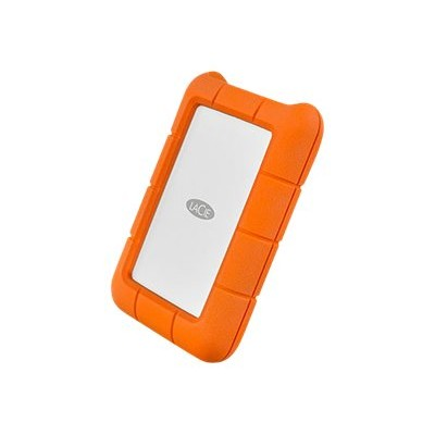 Seagate STFR1000400 Rugged USB-C - Hard drive - 1 TB - external (portable) - USB 3.1 Gen1 - orange