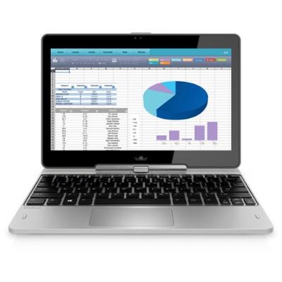 HP Inc. Z3T02UT#ABA Smart Buy EliteBook Revolve 810 G3 Intel Core i5-5200U Dual-Core 2.20GHz Tablet - 8GB RAM  256GB SSD  11.6 LED HD Touchscreen