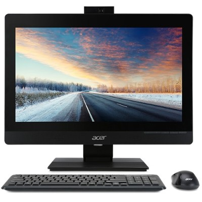 Acer DQ.VNBAA.001 Veriton Z4640G_Wtub - All-in-one - 1 x Core i3 6100 / 3.7 GHz - RAM 4 GB - HDD 500 GB - DVD SuperMulti - HD Graphics 530 - GigE - WLAN: Blueto