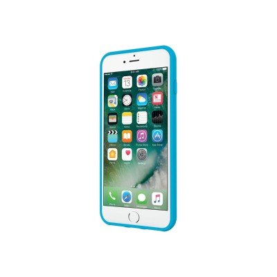 Incipio IPH-1505-CYN NGP Slim Polymer Case for iPhone 7 Plus - Cyan