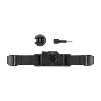 Garmin International 010-12256-04 Vented Helmet Strap Mount VIRB Series